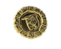 medal astro taurus 3d model