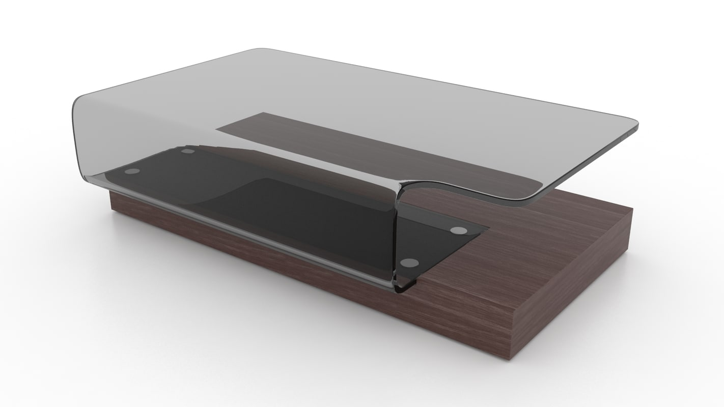 953a coffee table 3d 3ds
