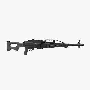max russian light machine gun
