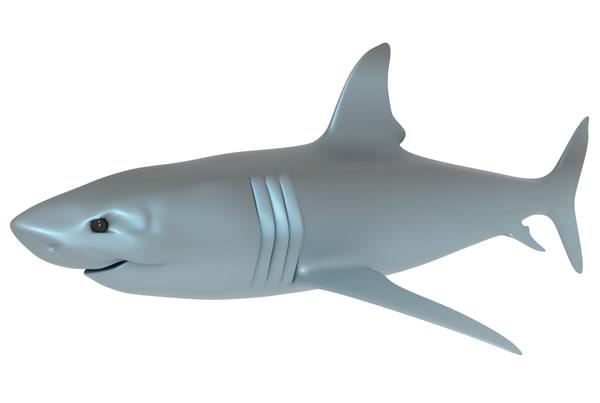 obj shark