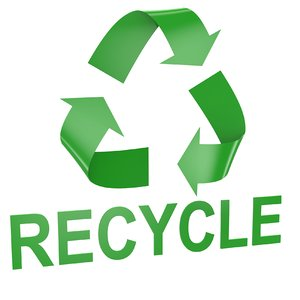 recycle 3d model