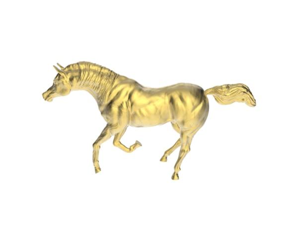 arabic horse 3dm