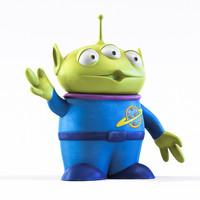 max toy alien