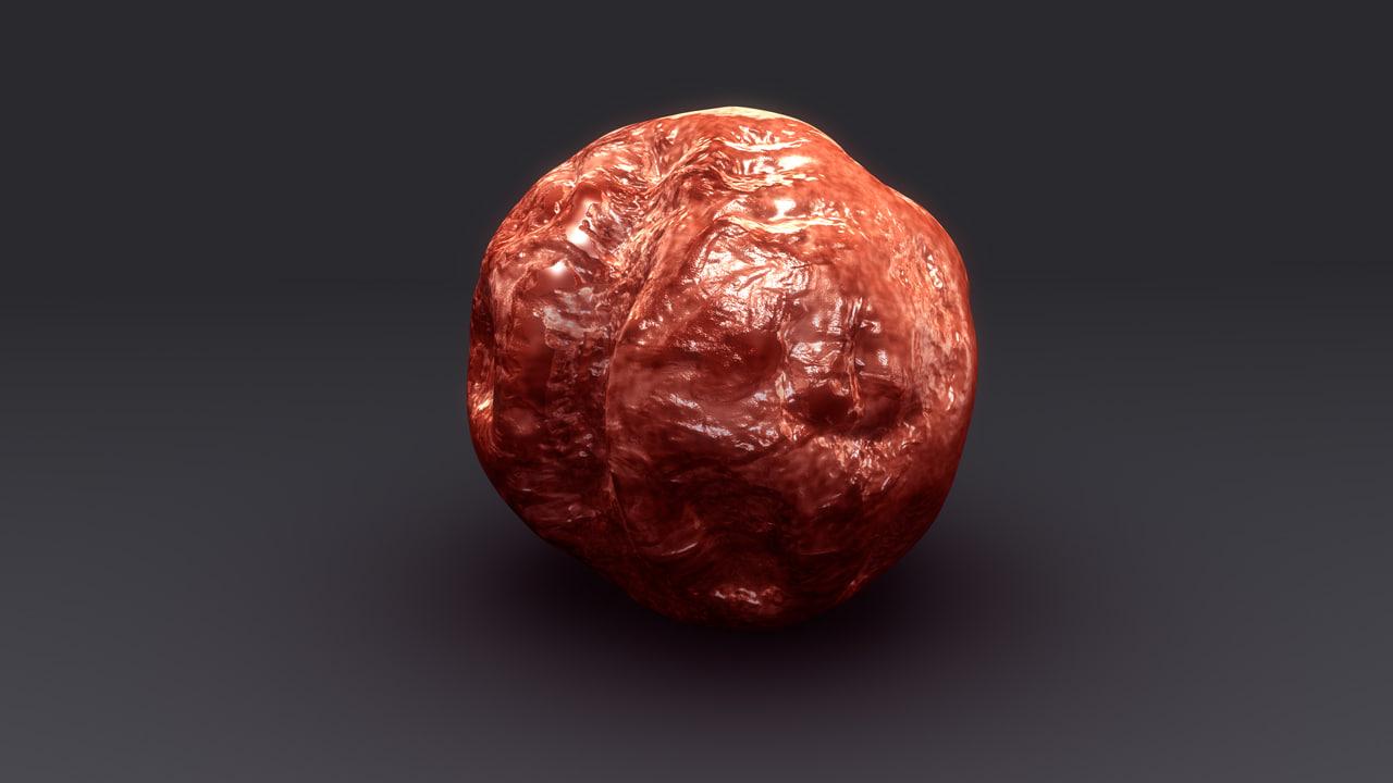 3d model granuloma