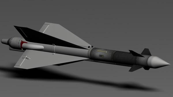 dwg missile r-40rd radar