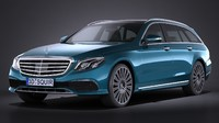 Mercedes-Benz E-Class Estate 2017