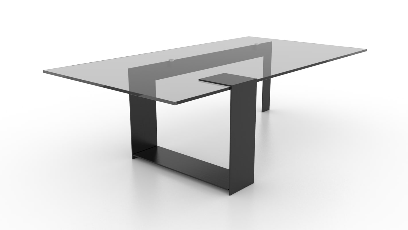 modern contemporary coffee table 3ds