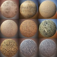 Ground Textures Pack 004