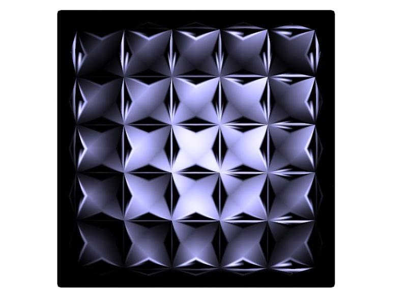 acoustic wall panel 3d model