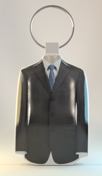 3d charm cloth