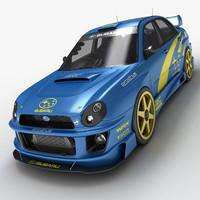 Subaru Impreza STi Wrx 2000