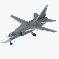 Su-24 Game Ready