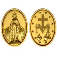 Virgin Mary md0022