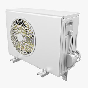 3d max air conditioning