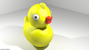 duck toy 3ds
