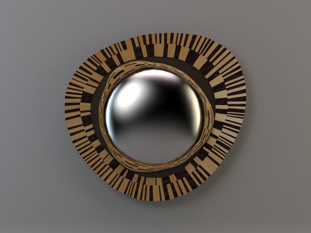 3ds cosmic mirror