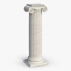 ionic column greco roman max