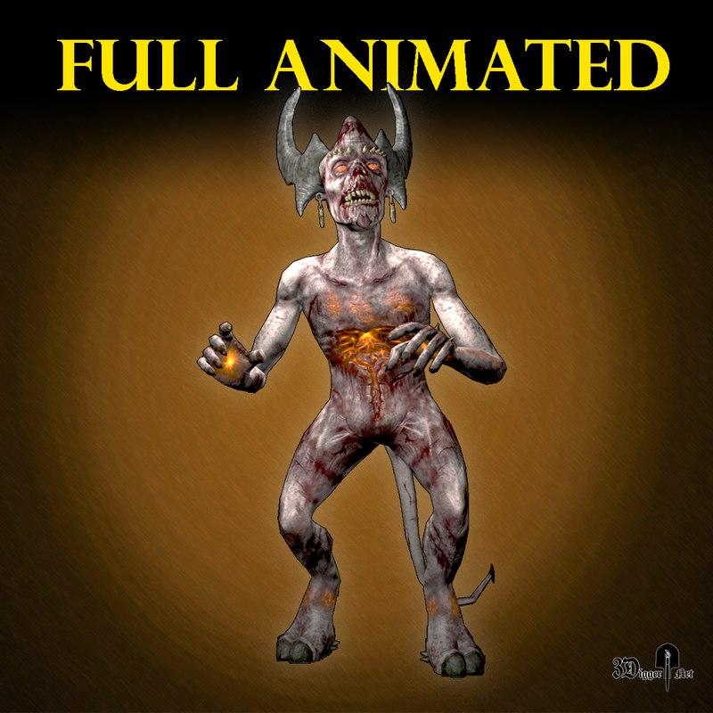 max animation character