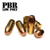 cartridge bullet 5 3d model