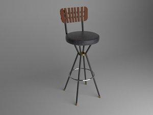 3d model arthur umanoff bar