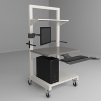 mobile height adjustable carts max