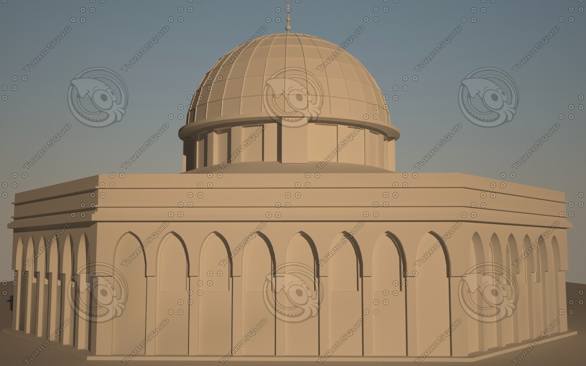 mosque palestine max