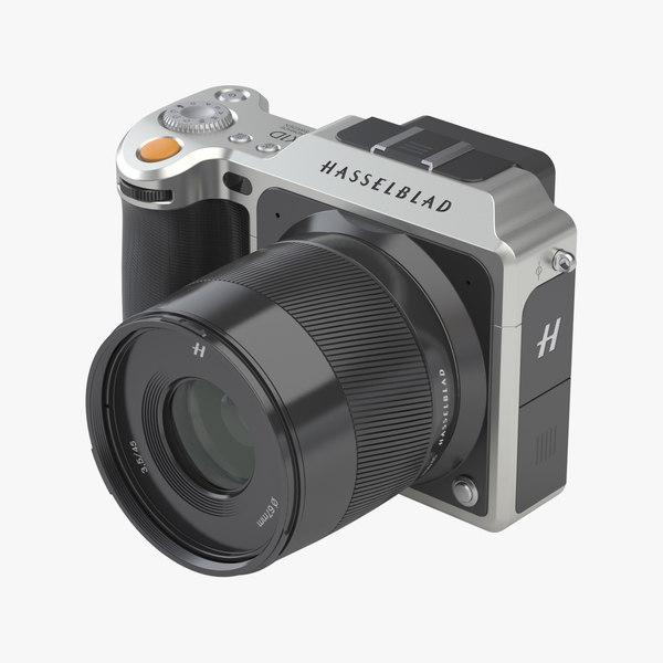 photoreal mirrorless camera hasselblad 3d max