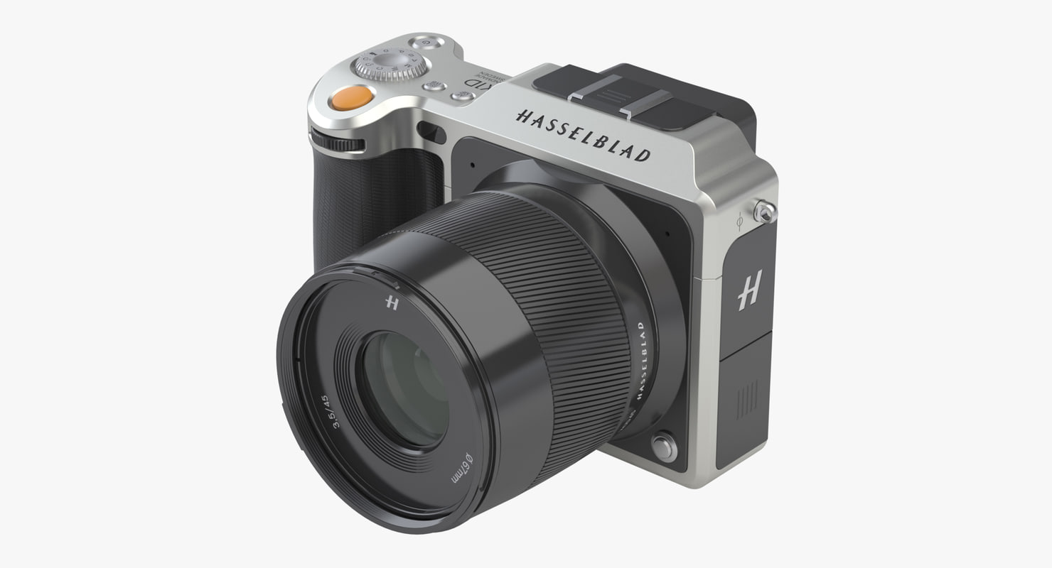 photoreal mirrorless camera hasselblad 3d max