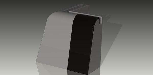 foot robo3d 3d model