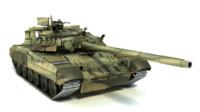T-80UD Main battle tank