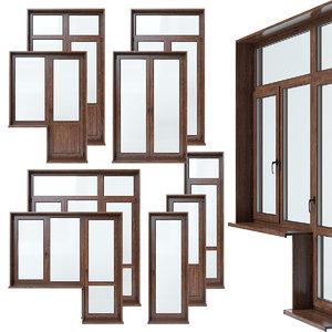 fbx plastic balcony doors