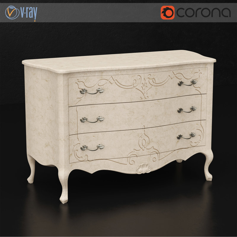 grifoni chest drawers max
