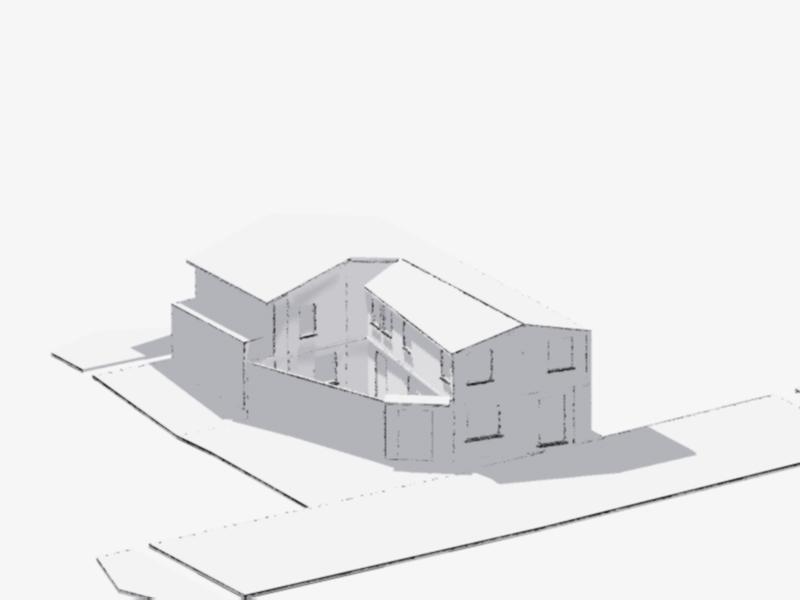 3d homes model