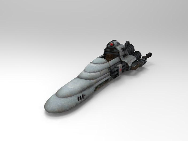 max speedboi modelled