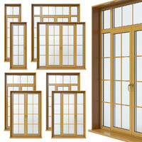 French doors collection