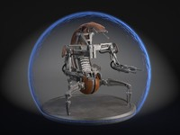 Star Wars Droideka Destroyer Droid