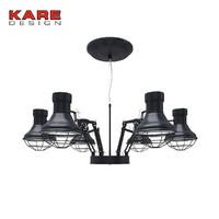 design kare lamp 3d max