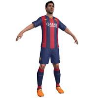 Lionel Messi CM