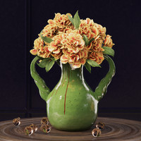 Pottery Barn_Coral Bundle Vase