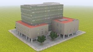 building school 3d 3ds