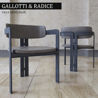 Chair Gallotti Radice