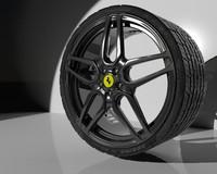 max ferrari rim wheel