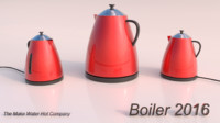 blend kettle