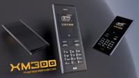 3d model slimline phone