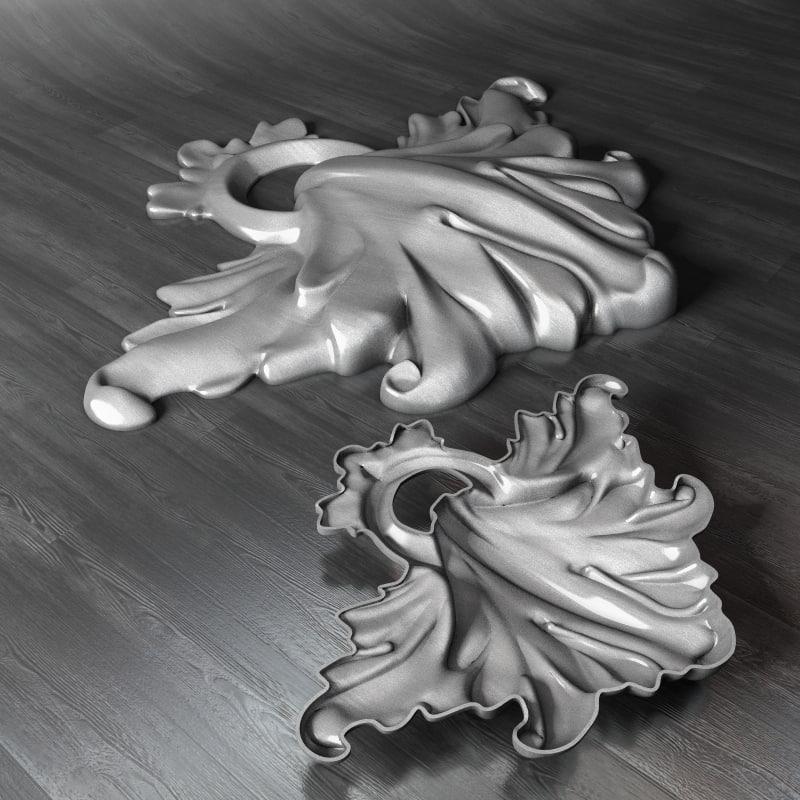 decorative element printing max