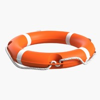 3ds rescue lifebuoy ring