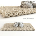 bath mat 3D models