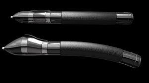 3d data pen model