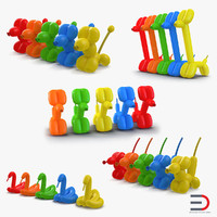 balloon animals 2 3d 3ds