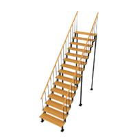 3d stairway